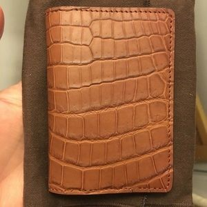 Louis Vuitton Crocodille Pocket Organizer